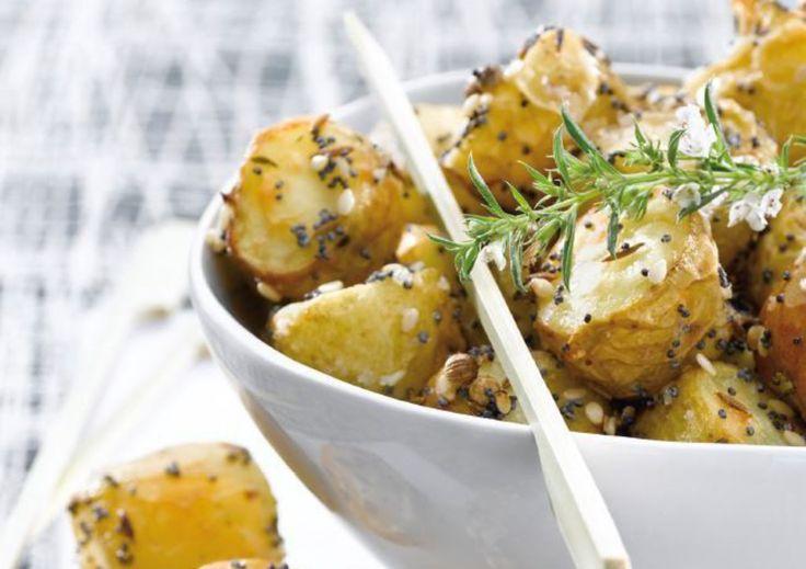 Kartoffel-Happen