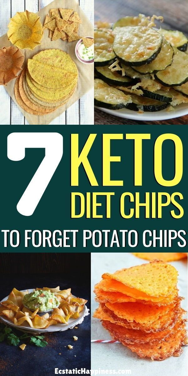 Keto Diet Plan: Keto Chips and Salsa! These keto chips low carb are the perfect keto treat. They…