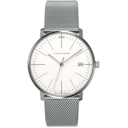 http://www.horloger-paris.com/fr/3650-max-bill-by-junghans  Junghans Max Bill by Junghans max bill Damen ...