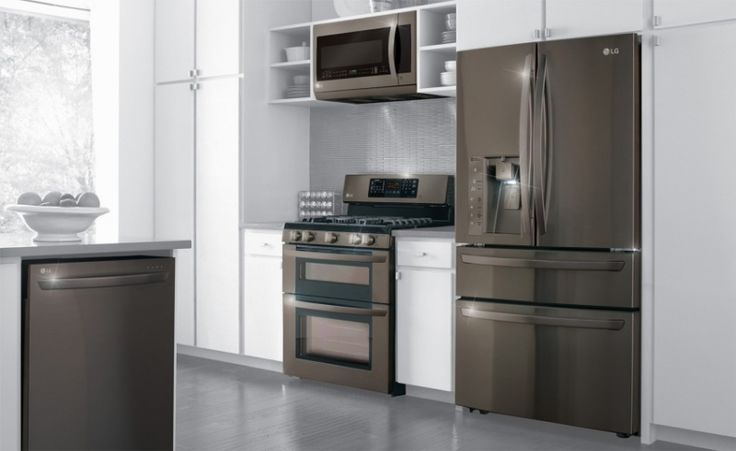 Colored Appliances Newest Trends Latest Kitchen Design Trends In 2016 (with Pictures)
