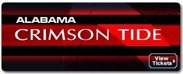Alabama Crimson Tide Football Tickets & Schedule | Coast to Coast ...