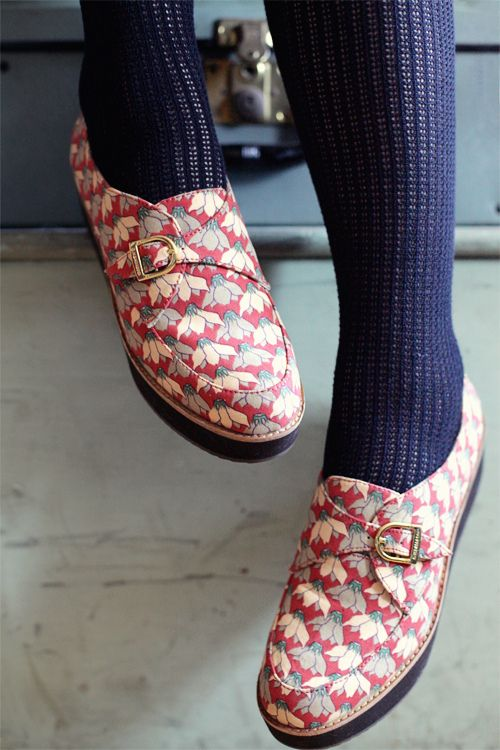 Shoes || Patterns || Style