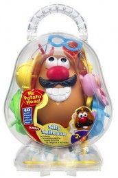 Hasbro - Playskool Pan Brambora a kufřík plný směšných doplňků