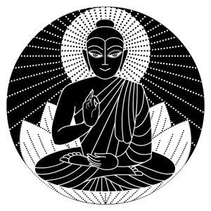 nina paley's dasavatara - buddha, the preacher