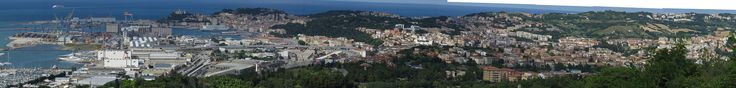 Ancona, Marche, Italy- Panorama of the city by Gianni Del Bufalo (CC BY-NC-SA 2.0)इटली  意大利 Italujo イタリア Италия איטאליע إيطاليا