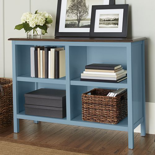 Cascade 4-Shelf Bookcase