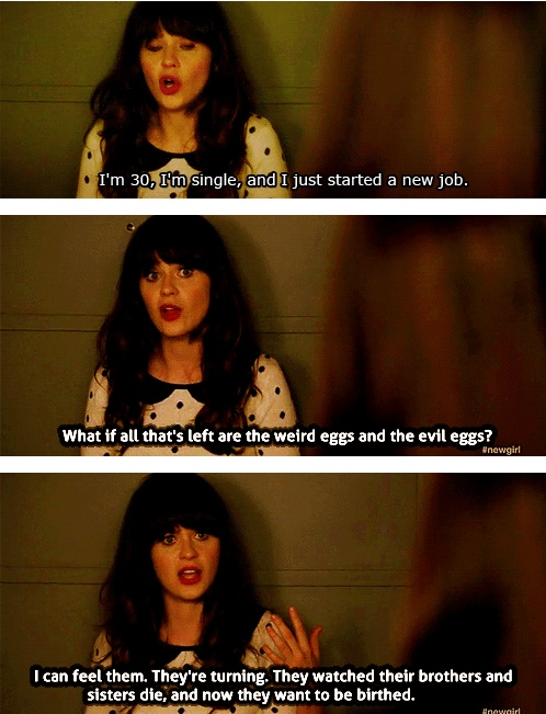 Jess. New Girl- BEST Episode EVER!