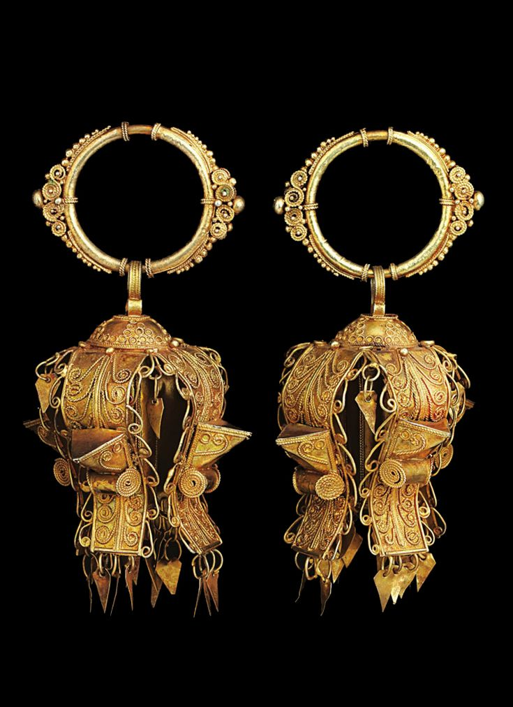 Gold Jewellery Of The Indonesian Archipelago