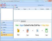 Obtain this effective utility which will assist you in converting mac OLM files to PST, EML and MSG file format ...