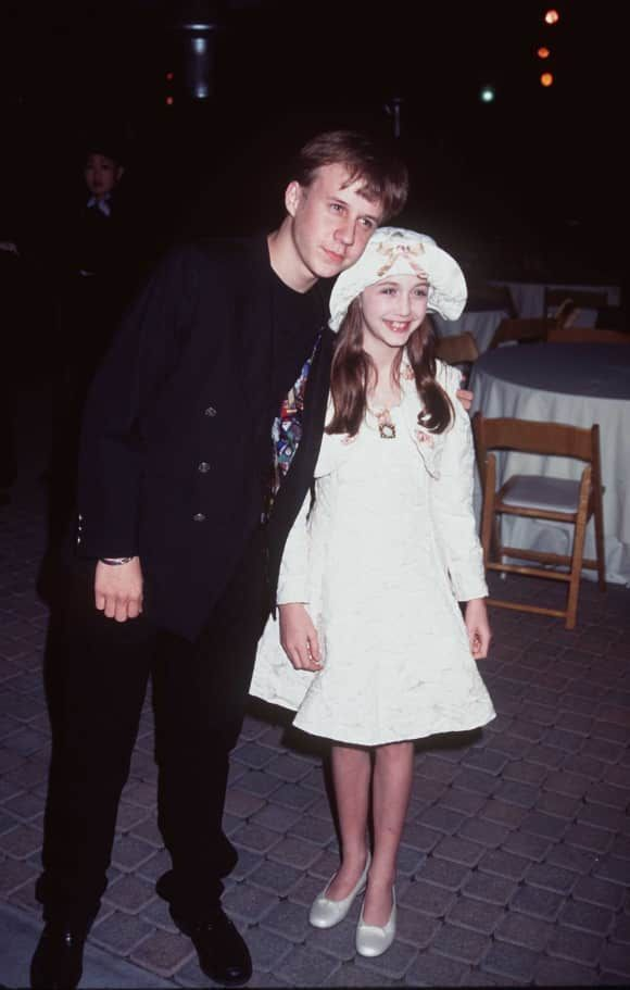 Benjamin Salisbury And Madeline Zima In 1997 Child Stars