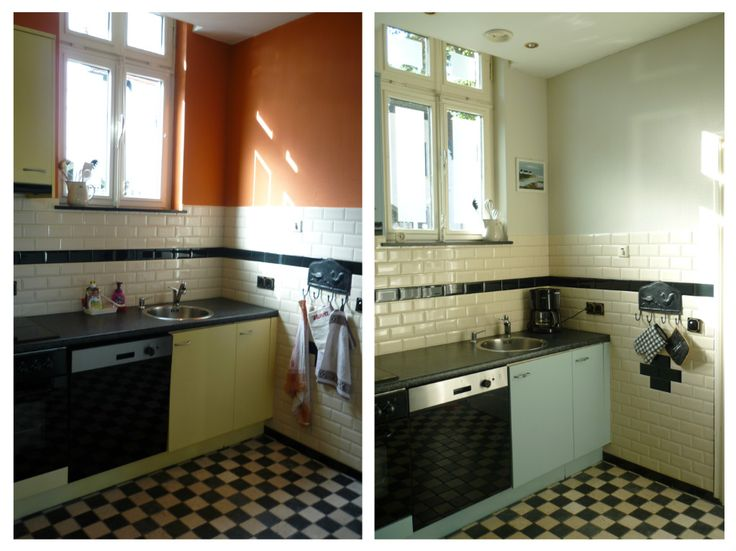 17 beste afbeeldingen over metamorfose vakantie huis zuid limburg buitenlust op pinterest - Verf keuken lichtgrijs ...