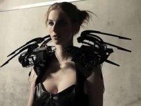 This Robotic Spider Dress Will Make Your Skin Crawl