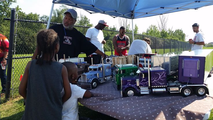 Family Friendly #RC Fun at Amazing RC Store #Racing Event Season 4 - Race 2 August 16 2015  *Scale builders R/C Club Ontario in the house *