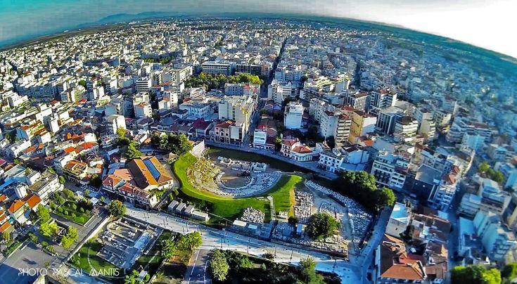 Η Λάρισα που αγαπάμε από ψηλά: 16 εντυπωσιακές φωτογραφίες