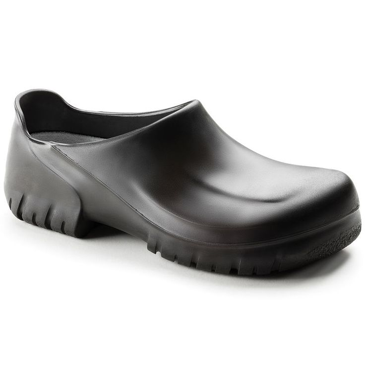 Steel toe Polyurethane clogs. Next work shoes. ...when I'm not pregnant w/swollen feet. Reviews say run about 2 sizes too small.
