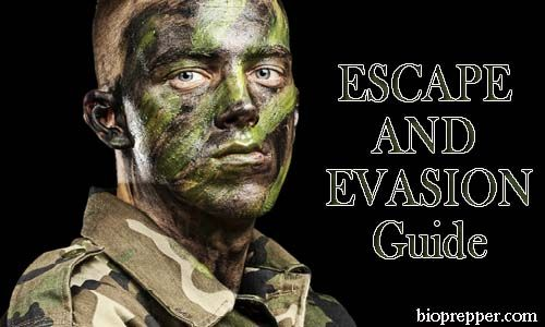 """In the military it's called """"E&E"""" or Escape and Evasion, and it has to do with what to do if you are captured or separated from you unit, or an airman downed"""