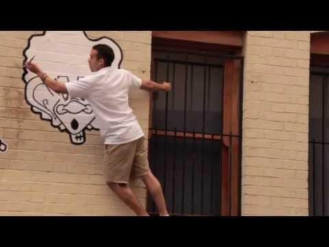 Wheatpaste Street Art