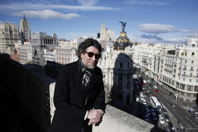 A Joaquín Sabina le vuelve la musa, siete años después trabaja en nuevo disco