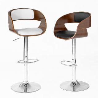 SoBuy® Mordernes Design, Verstellbarer Barhocker, Barstuhl, Hocker,  Tresenhocker, Sitz Mit