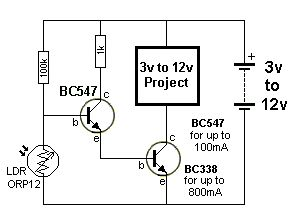 25  best ideas about ldr circuit on pinterest