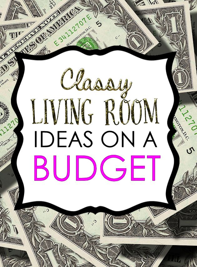 We've got some great living room ideas that are no cost or low cost that will give your room an amazing transformation, using much of what you already own!