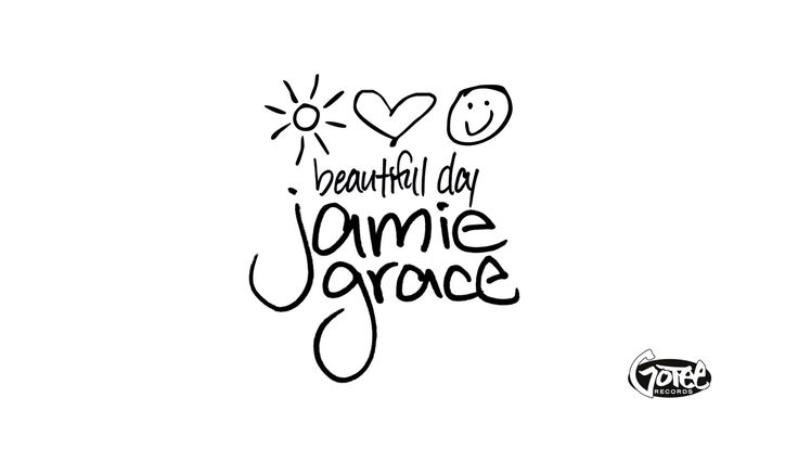 Great start to your day!  Jamie Grace - Beautiful Day (Official Lyric Video)