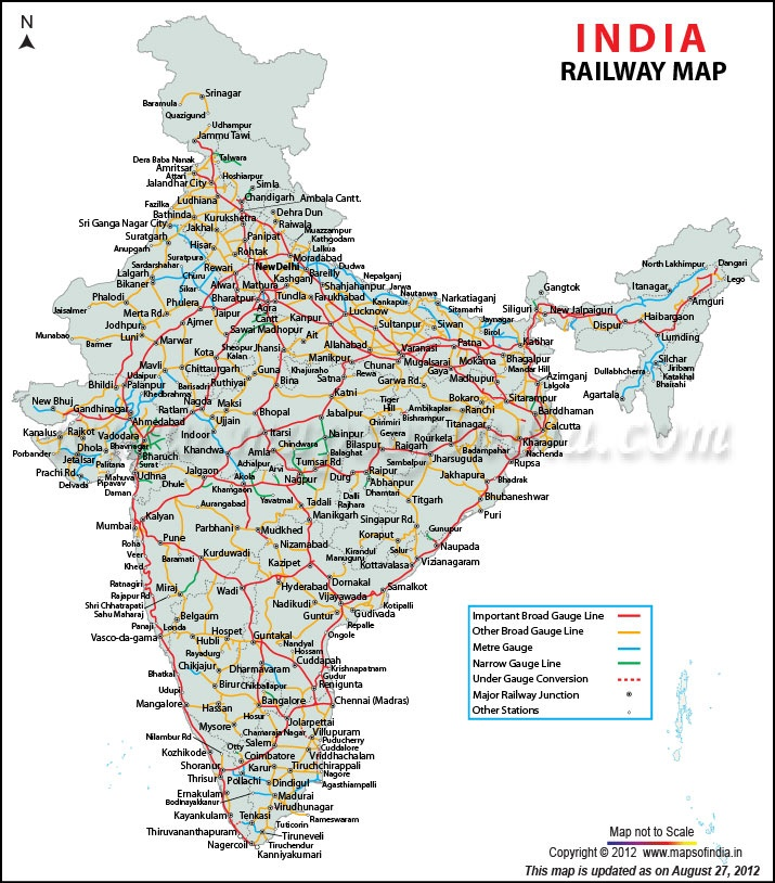 Indian Railways has the distinction of being one of the biggest and busiest rail networks in the world.