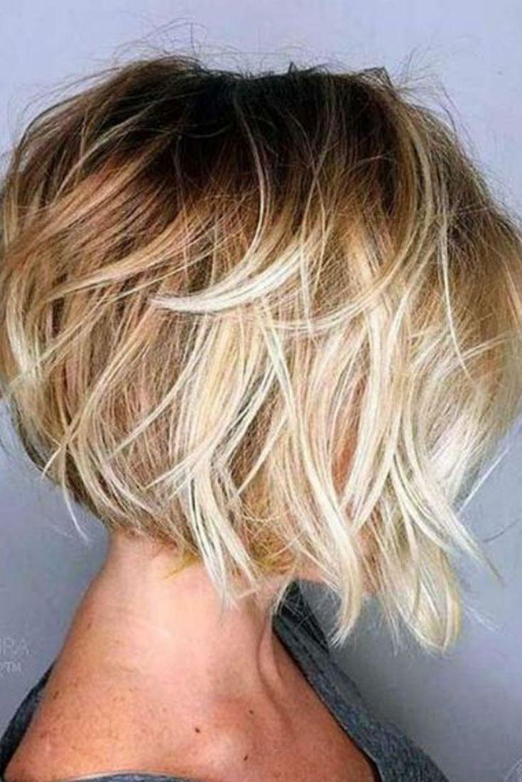 Idée coiffure carré plongeant dégradé en 2020 Style de