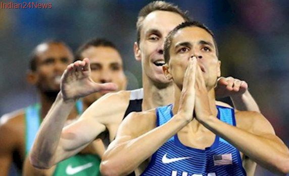 Matthew Centrowitz's father to get inked ahead of son's Millrose Games outing