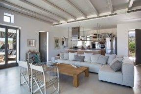 Summer house, Paros island. B