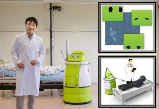 Job-sharing with nursing robots -- ScienceDaily