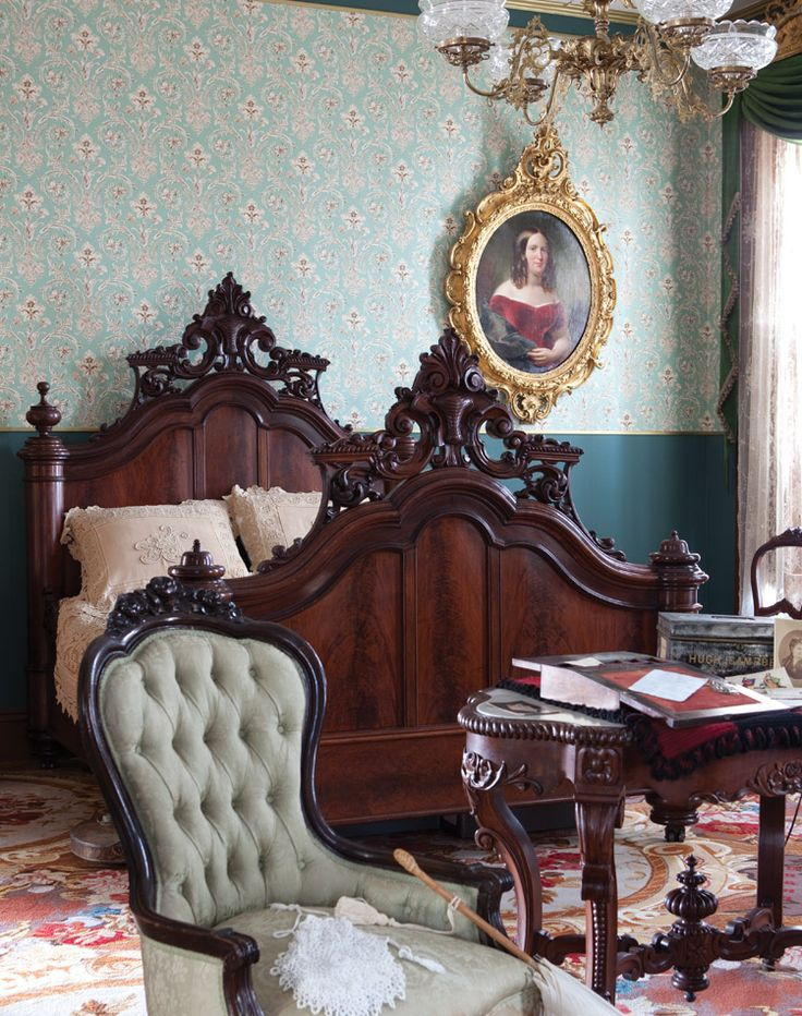 The Campbell Mansion Stands As A Monument To Victorian Era Elegance
