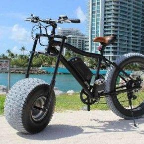 Le XTERRAIN500 bicycle, vélo de rêve pour @LeCapFerret ?