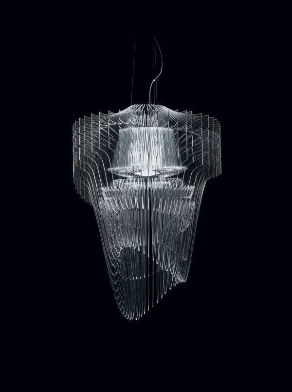253 best zaha hadid images on pinterest contemporary for Zaha hadid lamp