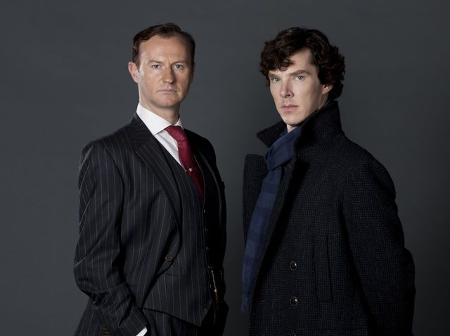 From a boxing balls-up to galactic potatoes to Sherlock's family affair