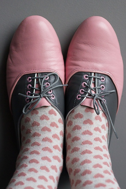 adorable in pink...be yourself!