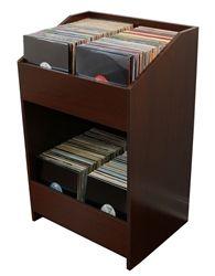 record storage furniture. lpbin lp storage cabinet java cherry c java cherry record furniture t
