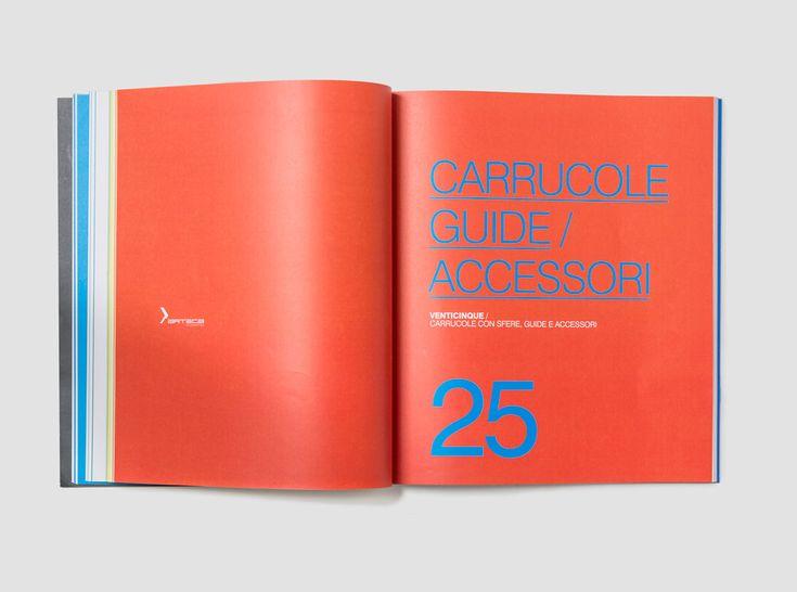 Realizzazione del catalogo prodotti per Arteca. Creatività, colori, tonalità optical e shooting fotografico facilitano l'interazione con l'utente finale.