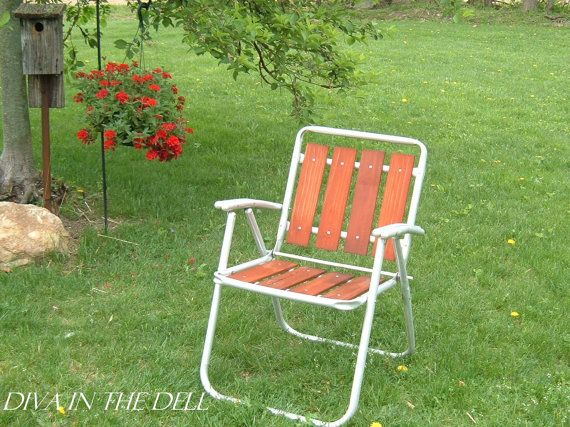 Patio Folding Chairs: 36 Best Images About Folding Lawn Chairs On Pinterest