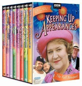 Keeping Up Appearances  The Full Bouquet  Patricia Routledge, Clive Swift, Geoffrey Hughes, Harold Snoad  Movies & T
