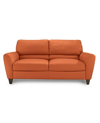 Orange Leather Sofas Leather Sofas And Orange Leather On Pinterest
