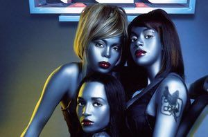 Tionne 'T-Boz' Watkins, Rozonda 'Chilli' Thomas and Lisa 'Left Eye' Lopes set the agenda for pop songs with a message to empower young women.