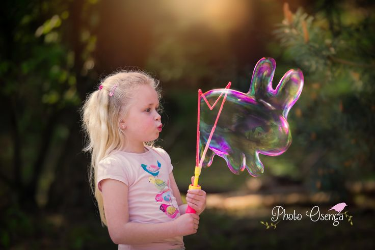 Bubble fun Fairytale shoot by Photo Osenga