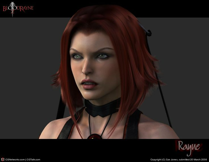 3D CG Gallery   Sze Jones - Zarpadas Imagenes 3D - Taringa!