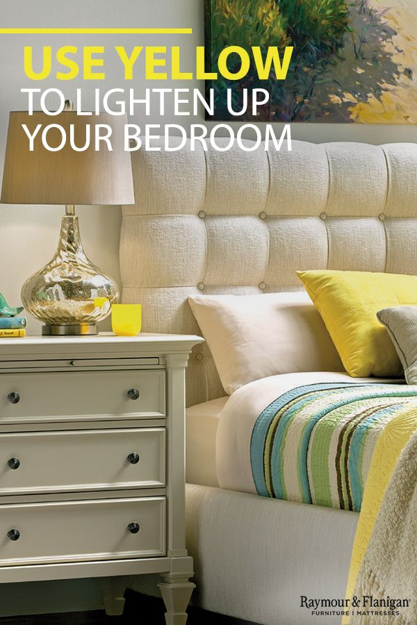 Shine some light on your bedroom space with a touch of yellow! Whether you're furnishing your entire bedroom or simply adding an accent piece for visual flair, we have something to suit everyone's style and budget. Shop our beautiful home décor for your bedroom.