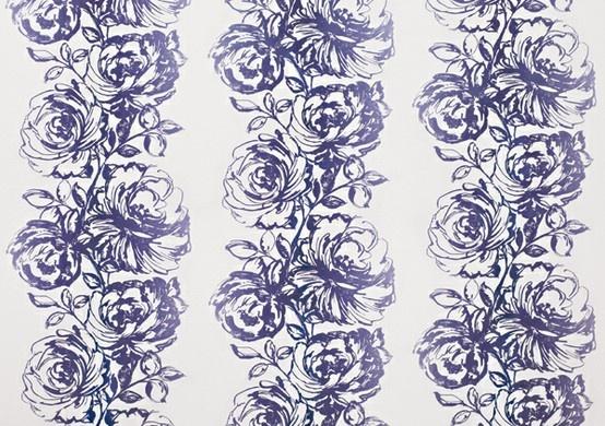 #Esprit patterned #wallpaper London