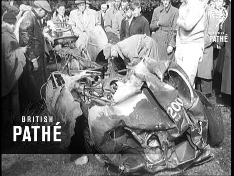 Tragedy Mars Ulster T.T. (1955) - YouTube