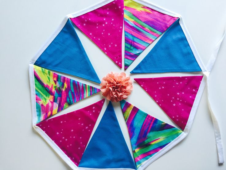 A personal favourite from my Etsy shop https://www.etsy.com/au/listing/294551243/handmade-girls-bunting-bedroom
