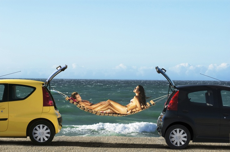 Peugeot 107 perfect for a relaxing holiday.  Find Peugeot 107 used spare parts here: http://bartebben.com/map/used-car-parts/peugeot-107.html of kijk hier voor gebruikte onderdelen: http://bartebben.nl/map/gebruikte-onderdelen/peugeot-107.html Gebrauchte Ersatzteile: http://bartebben.de/map/gebrauchte-ersatzteile/peugeot-107.html