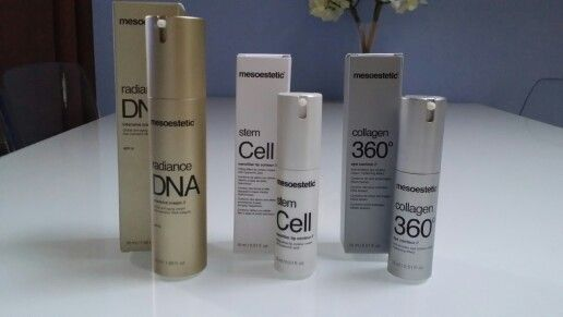 Mesoestetic best skincare ever! To order 021 914 0447